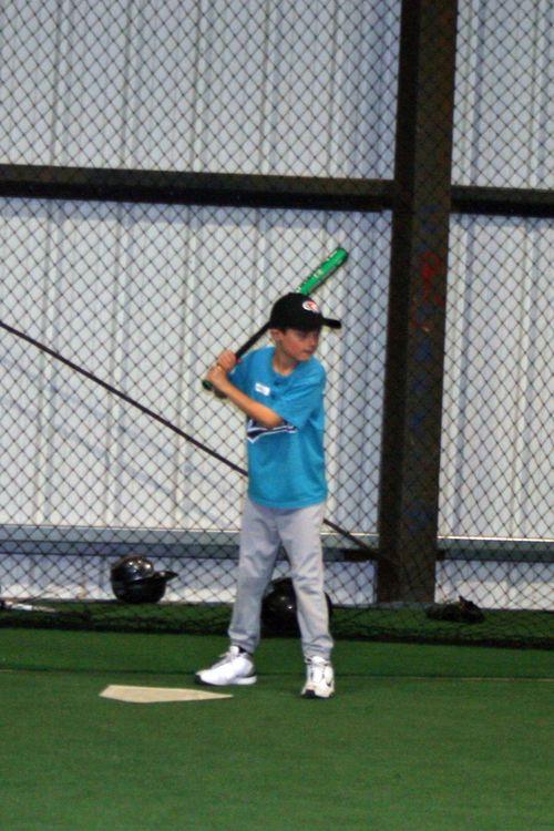 Day 23 baseball camp