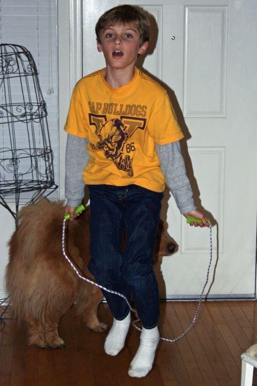 January 19 jump rope